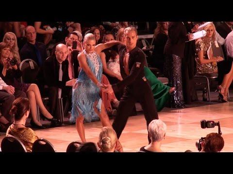 2012 Ohio Star Ball -  Riccardo Cocchi & Yulia Zagoruychenko - Cha Cha