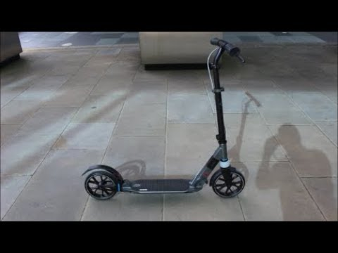 a8cfc0682 Decathlon Oxelo Town 7XL Adult Scooter Review - YouTube