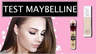 TEST ♥︎ MAYBELLINE NEW YORK