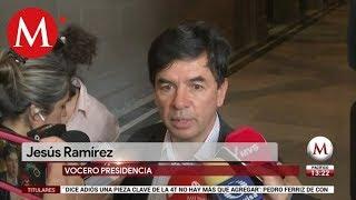 Urzúa dimitió tras mañanera; 'un funcionario no hace la economía': vocero