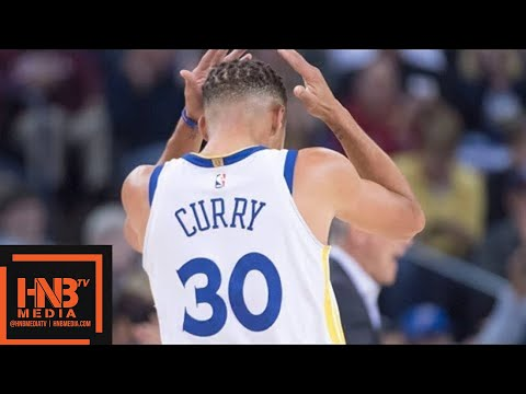 Golden State Warriors vs Boston Celtics 1st Half Highlights / Week 5 / 2017 NBA Season