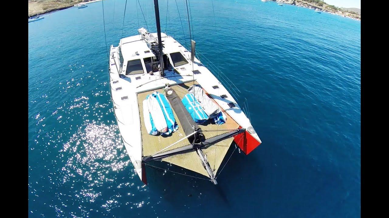 How to choose a catamaran – Catamaran sailing techniques