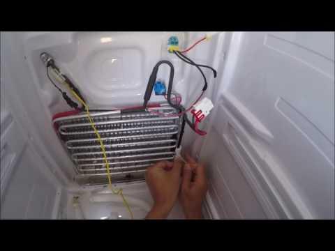tuto rparation rfrgirateur frigo amricain Samsung