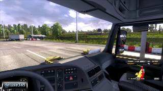 Euro Truck Simulator 2 Gameplay (PC HD)