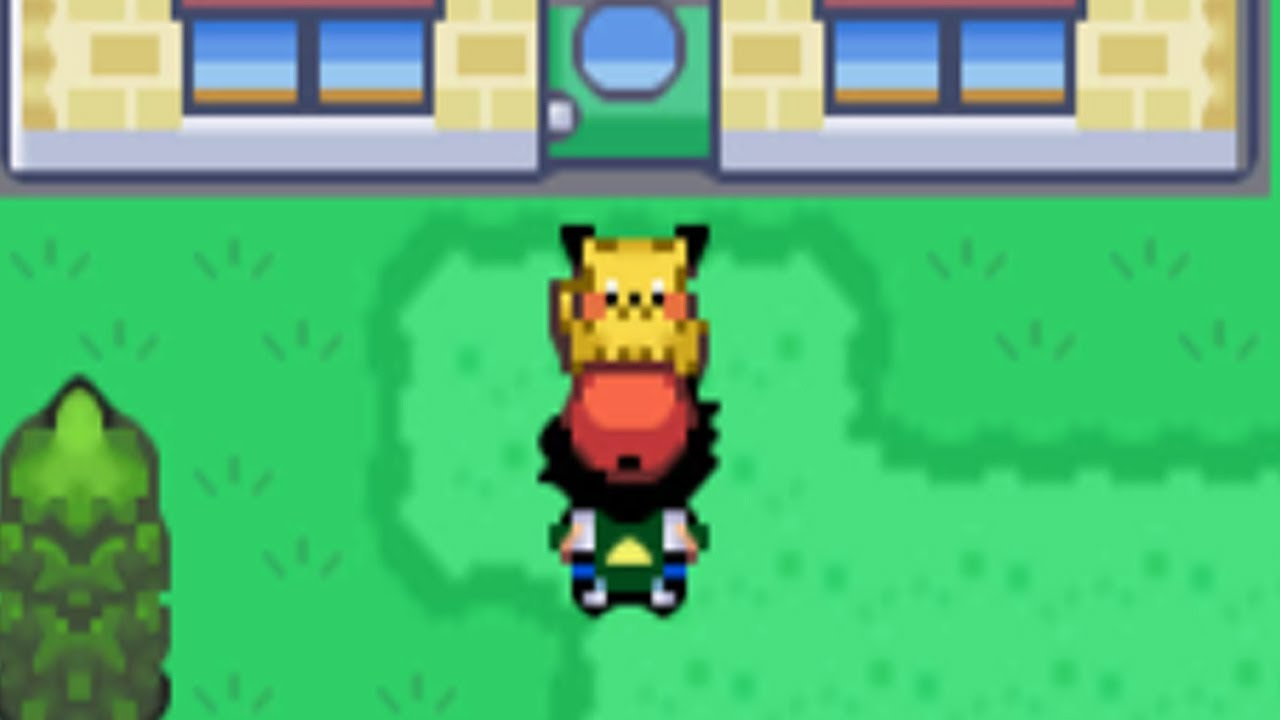 pokemon adventures gba