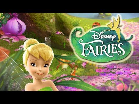 Disney Fairies: Tinkerbell's Adventure | CHIRP CHIRP CHIRP | Mousie |
