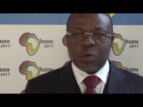 Marc Ably-Bidamon - Ministre des Mines et Energie Togo - Forum ABBW2017