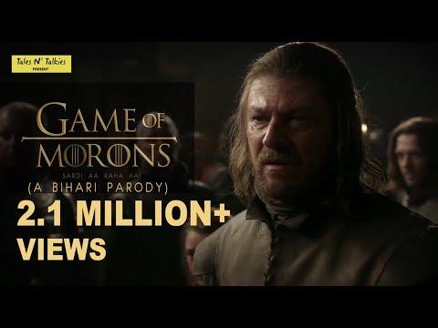 Game of Morons -1 - Bihari Parody on Game of Thrones