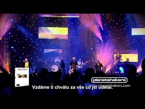 Planetshakers - Get Up (CZ sub)