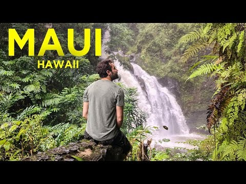 hawaii's-most-famous-road-trip