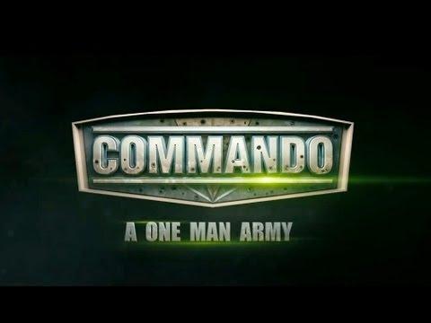Commando Movie 2013 Trailer | Vidyut Jamwal, Pooja Chopra