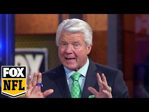Jimmy Johnson reacts to Dallas Cowboys Week 11 win over Baltimore Ravens | FOX NFL SUNDAY