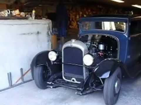 Hot rod C4 1929