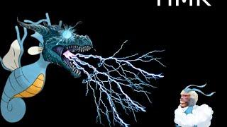 Dragon Blast! (Half Art Kingdra)