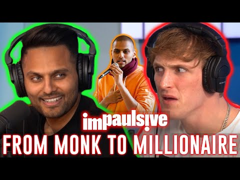 JAY SHETTY WENT FROM MONK TO MILLIONAIRE - IMPAULSIVE EP. 39