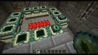 Minecraft 1.8- Comment aller dans l'Ender