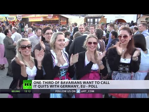 #Bavarexit? 1/3 of Bavarians eager to separate from Germany – EU polls