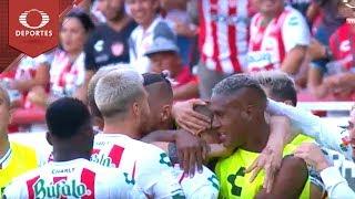Gol de Calderón | Necaxa 1-0  Monterrey - Liguilla | Clausura 2019 - Cuartos de final