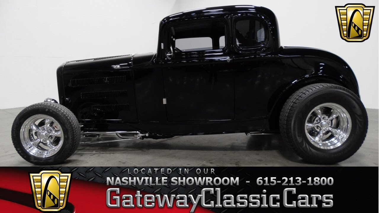1932 Ford 5-Window Coupe- Gateway Classic Cars of Nashville #137 ...