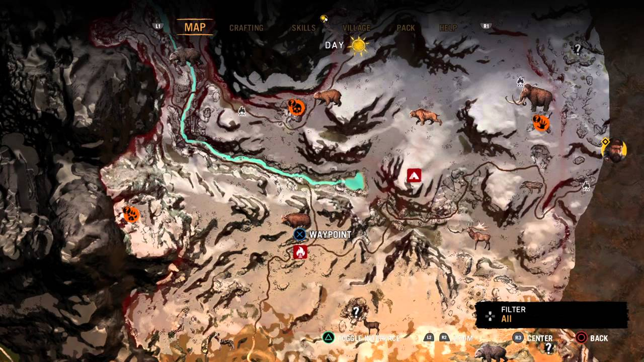 Far cry primal where to find north clay youtube gumiabroncs Choice Image
