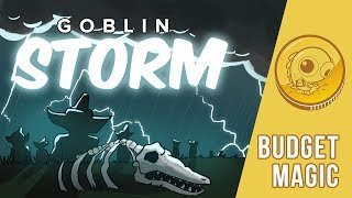 Budget Magic: $57 (8 tix) Goblin Storm (Modern, Magic Online)