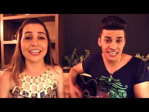 Que Sorte A Nossa - Matheus & Kauan / Paula Mattos (Cover por Mariana & Mateus)