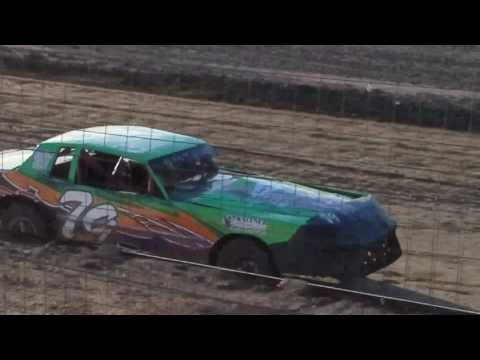 6-30-17 Wagner Speedway Heat Race Merged