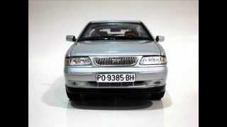 Chery Windcloud A11 1.6 MPI (SEAT Toledo MKI) '99 - CM Models - Scale 1/18