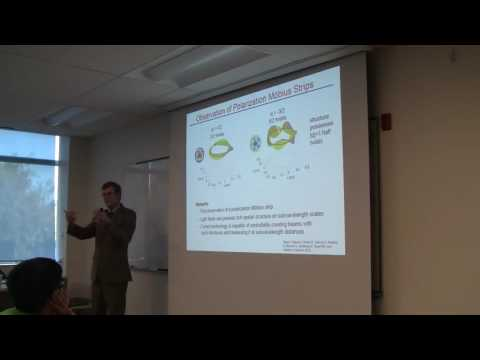 Robert Boyd - Structured Materials and Structured Light for Quantum Photonics (Part 1 of 2)