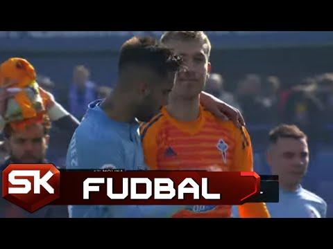 "Golman Selte ""Dodao"" Igraču Hetafea za Lagan Gol | SPORT KLUB Fudbal"