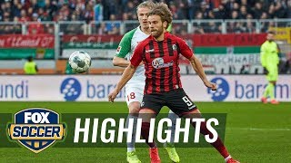 Watch full highlights between fc augsburg vs. sc freiburg.#foxsoccer #bundesliga #augsburg #scfreiburgsubscribe to get the latest fox soccer content: http://...