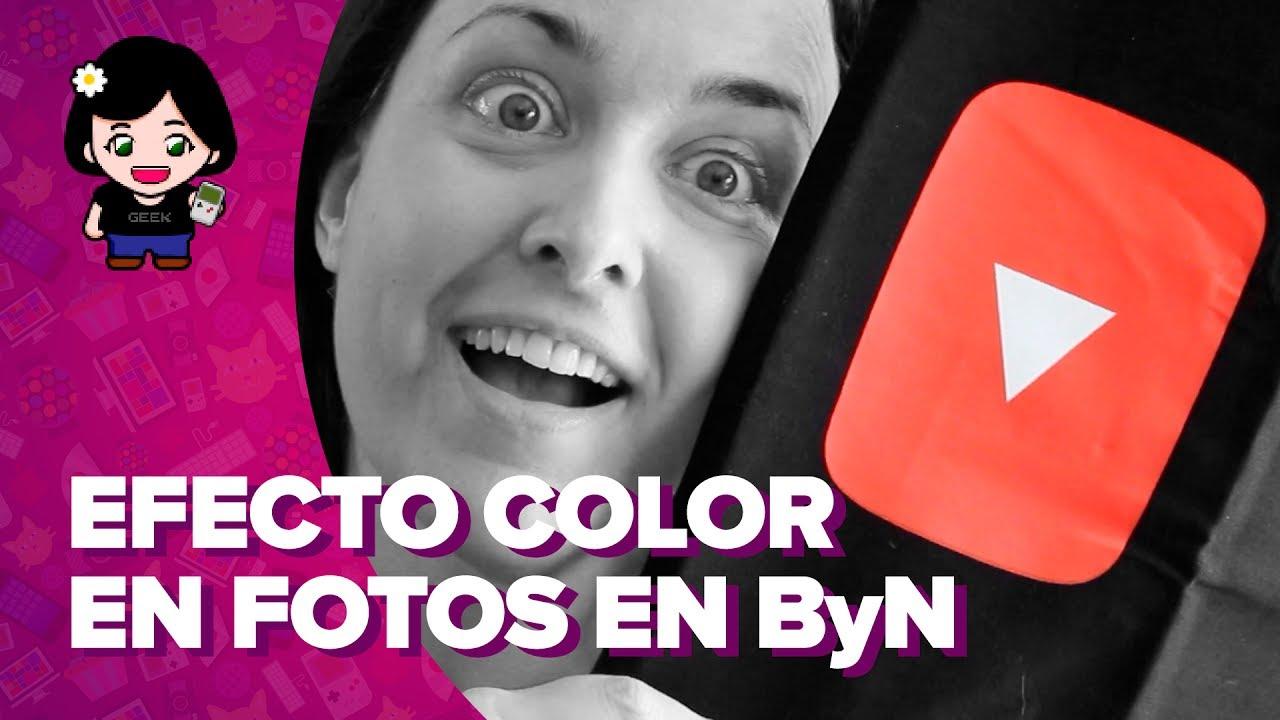 Cómo Colorear Fotos En Blanco Y Negro Pc Y Móvil