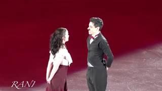 Anna CAPPELLINI & Luca LANOTTE 4K 180225 Pyeongchang 2018 Figure Skating Gala Show