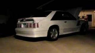 91 Mustang with 408 stroker