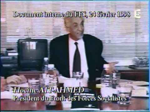 The darkness years of Algeria 1988-2000 documentary