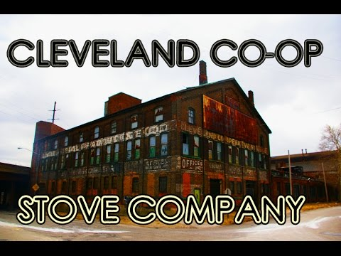 1860's HIDDEN GEM - Cleveland Co-Operative Stove Company | Abandoned Cleveland