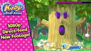 kirby star allies trailer