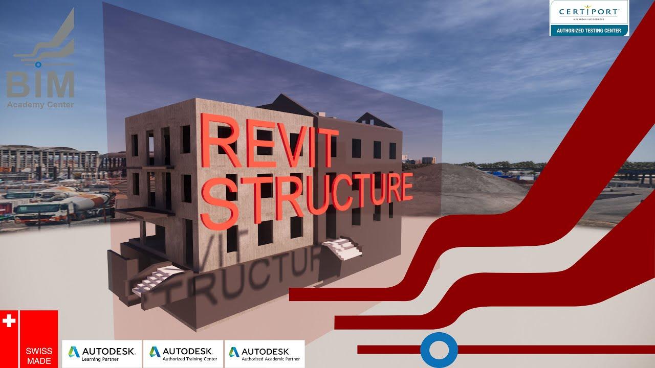 Revit Structure Formation De Base Bim Youtube