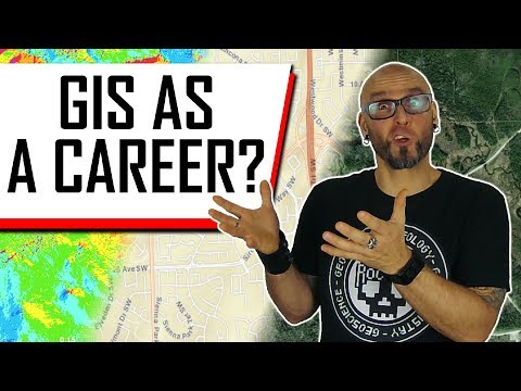Geographic Information Systems as a Career