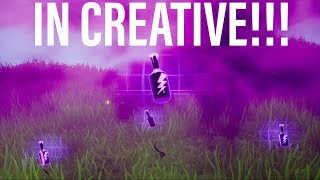 Get NEW *STORM FLIPS* in CREATIVE MODE on YOUR OWN ISLAND!!! Fortnite Creative Glitches Season 9