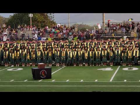 Leilehua High School Graduation Class of 2019