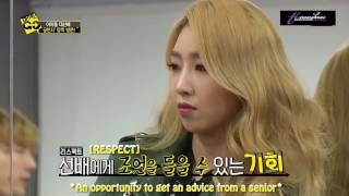 Gambar cover {ENG SUBBED} 170131 MINZY 공민지 CUT - MYTEENGO Episode 3