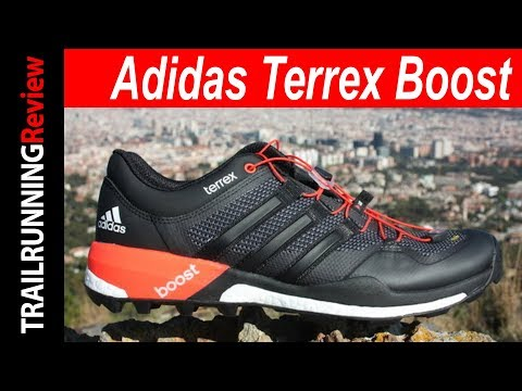 Adidas Boost Terrex Review