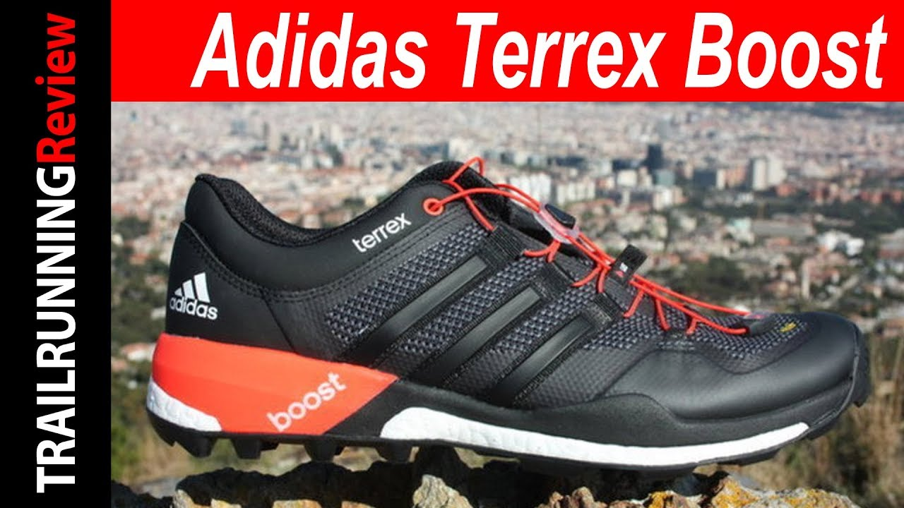 Adidas Terrex Boost Review