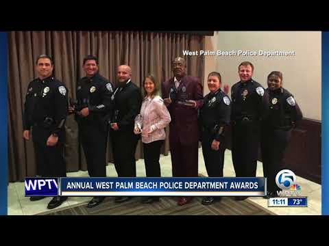 Annual West Palm Beach Police Department Awards
