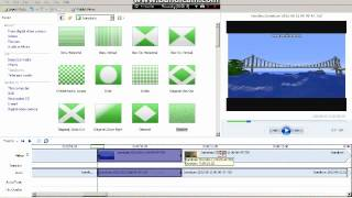 Windows Movie Maker tutorial - how to edit video together