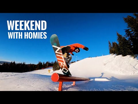 Marcus Kleveland - Weekend With Homies