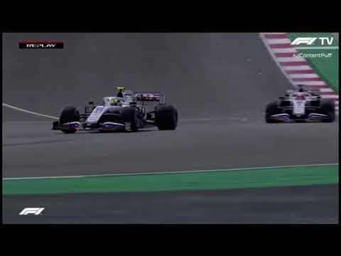 Nikita Mazepin gets angry at Mick Schumacher   F1 Radio