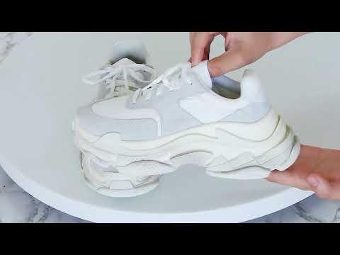 LACIE Lace Up Platform Sneakers – JESSICABUURMAN