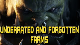 5 Underrated And Forgotten Farms - WoW Gold Farming - WWG 38